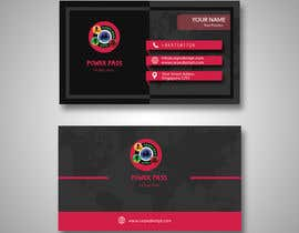 "Nro 6 kilpailuun A business card size ""Power Pass"" that I can hand out to local businesses that has ""14 day pass"" written on it with our details on the back. Phone Brad on 0437541728 email info@carpediempt.com käyttäjältä sumdas"