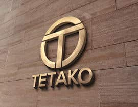 "#16 for Contest to design a logo for a brand name ""Tetako"" by Ahsanmemon934"