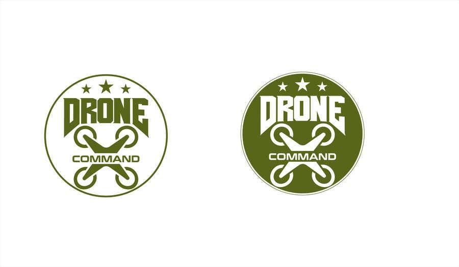Kilpailutyö #119 kilpailussa Design a logo for children's drone club