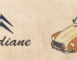 nº 5 pour Illustration avec Citroën Acadiane par Tommy50