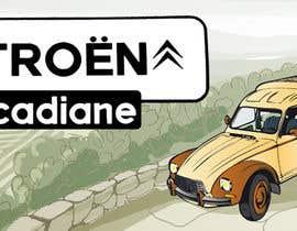 nº 22 pour Illustration avec Citroën Acadiane par NatalieNikkol