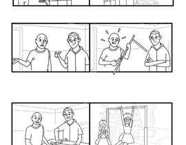 #4 for Create a simple cartoon strip af rajgraphicmagic