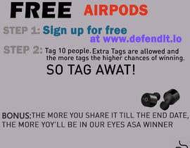 Nro 16 kilpailuun Promotional banner for giveaway käyttäjältä abirhassanakash1