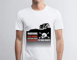 #22 for T-shirt design by stefaniamar
