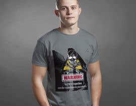 #18 for T-shirt design by sadiksufia