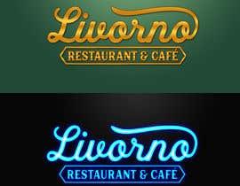 #39 for Logo Design for Livorno Restaurant & Café by Jevangood