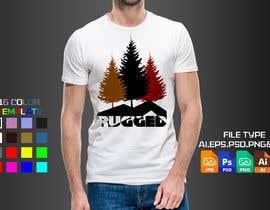 Nro 145 kilpailuun Create a new design for a corporate shirt käyttäjältä sajeebhasan177