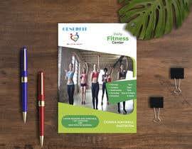 Nro 64 kilpailuun fitness flyer käyttäjältä Soumiksagor