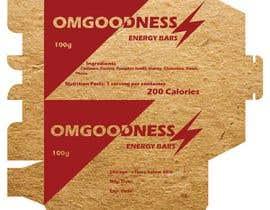 #2 untuk Packaging for Energy Bars oleh AnuruddhiNilusha