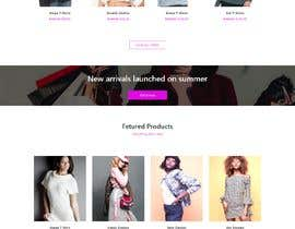 #2 untuk Code a custom Shopify site oleh Pavelanuvob
