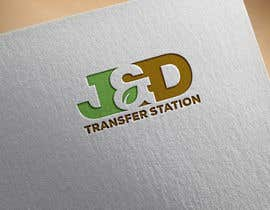 nº 39 pour Company Logo for J&D Transfer Station par NONOOR