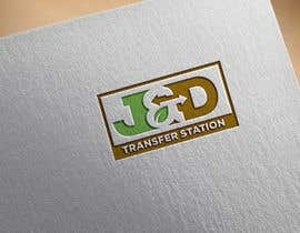 nº 84 pour Company Logo for J&D Transfer Station par NONOOR