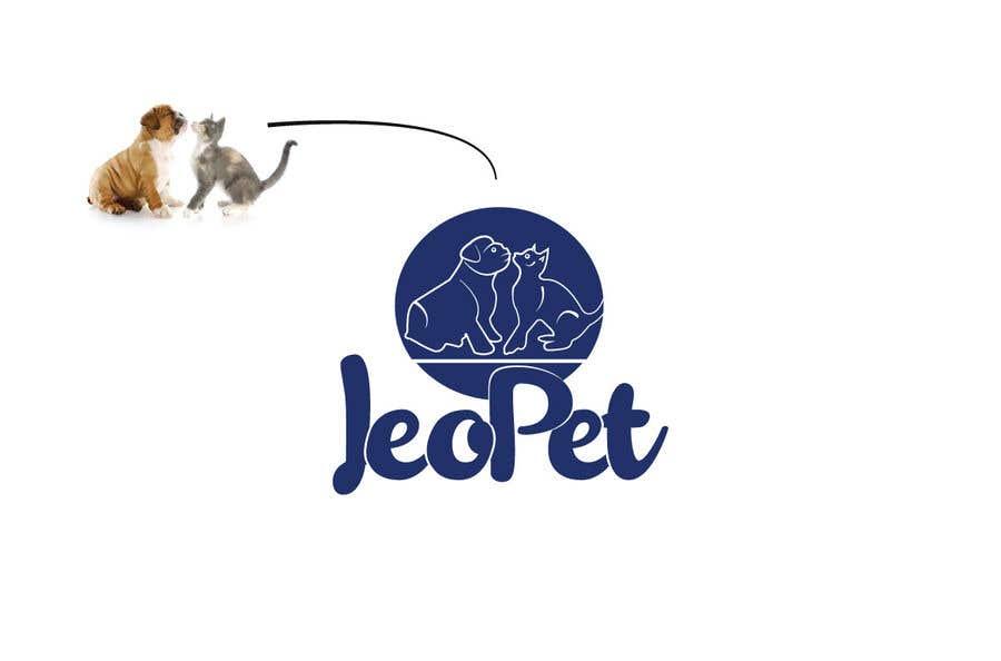 Penyertaan Peraduan #82 untuk design a logo for Pet
