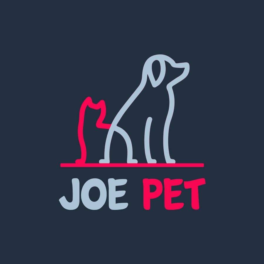Penyertaan Peraduan #73 untuk design a logo for Pet