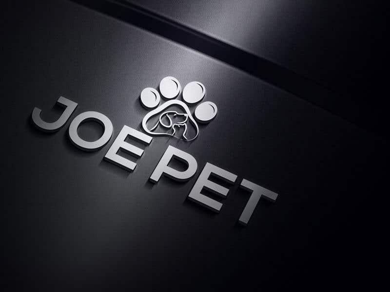 Penyertaan Peraduan #71 untuk design a logo for Pet