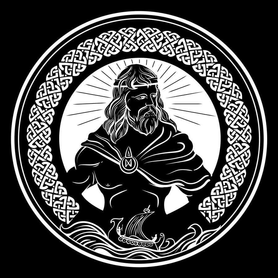 Bài tham dự cuộc thi #41 cho Viking/Norse Artwork