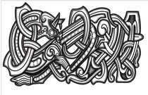 Graphic Design Entri Peraduan #4 for Viking/Norse Artwork