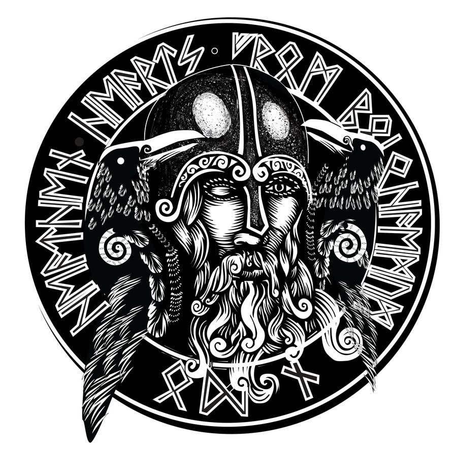 Конкурсная заявка №22 для Viking/Norse Artwork