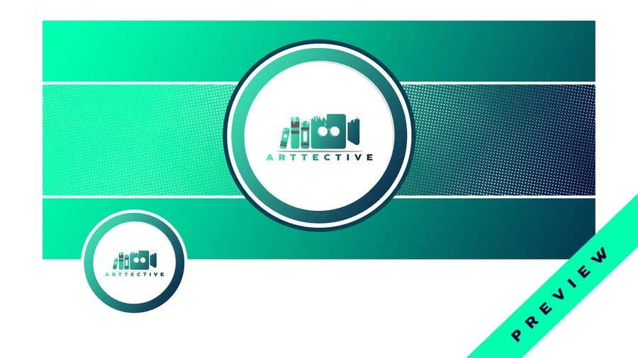 Contest Entry #26 for Want a Beautiful Logo and Cover Photo designed for my new YouTube Channel