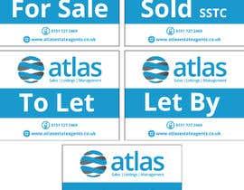 #32 cho Design a board for estate agent in UK bởi sopnelsagor