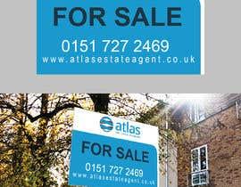 #21 untuk Design a board for estate agent in UK oleh SufyanBranding