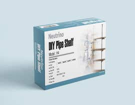 #7 untuk Package Design for a Home Shelving Unit oleh raihan1212
