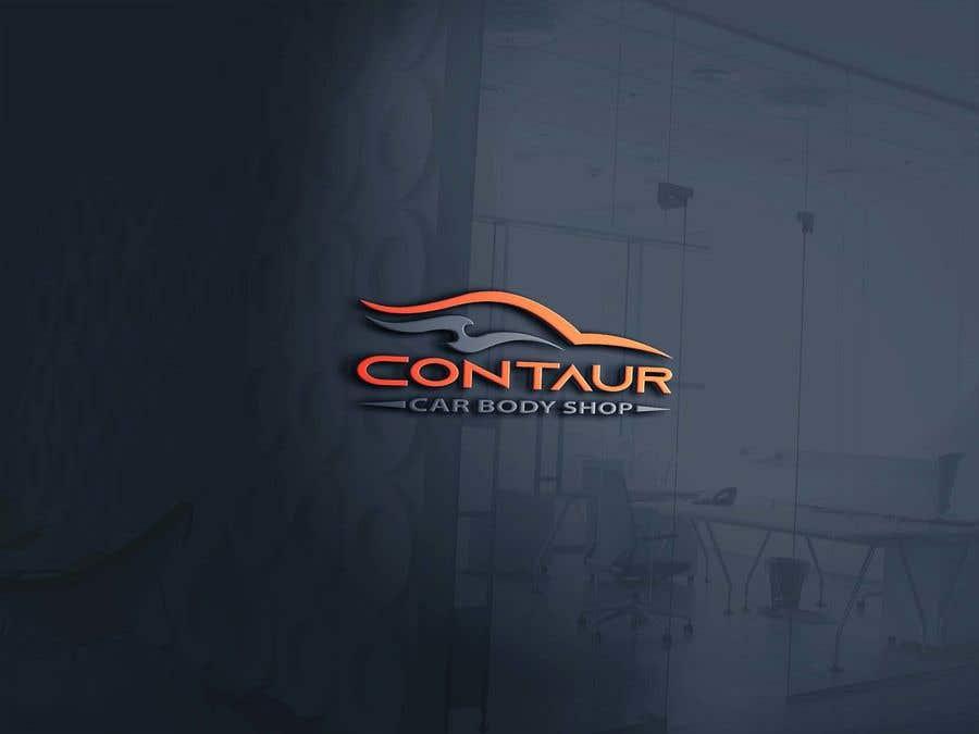 Kilpailutyö #30 kilpailussa create a logo for Centaur Car Body Shop