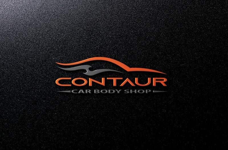 Kilpailutyö #31 kilpailussa create a logo for Centaur Car Body Shop