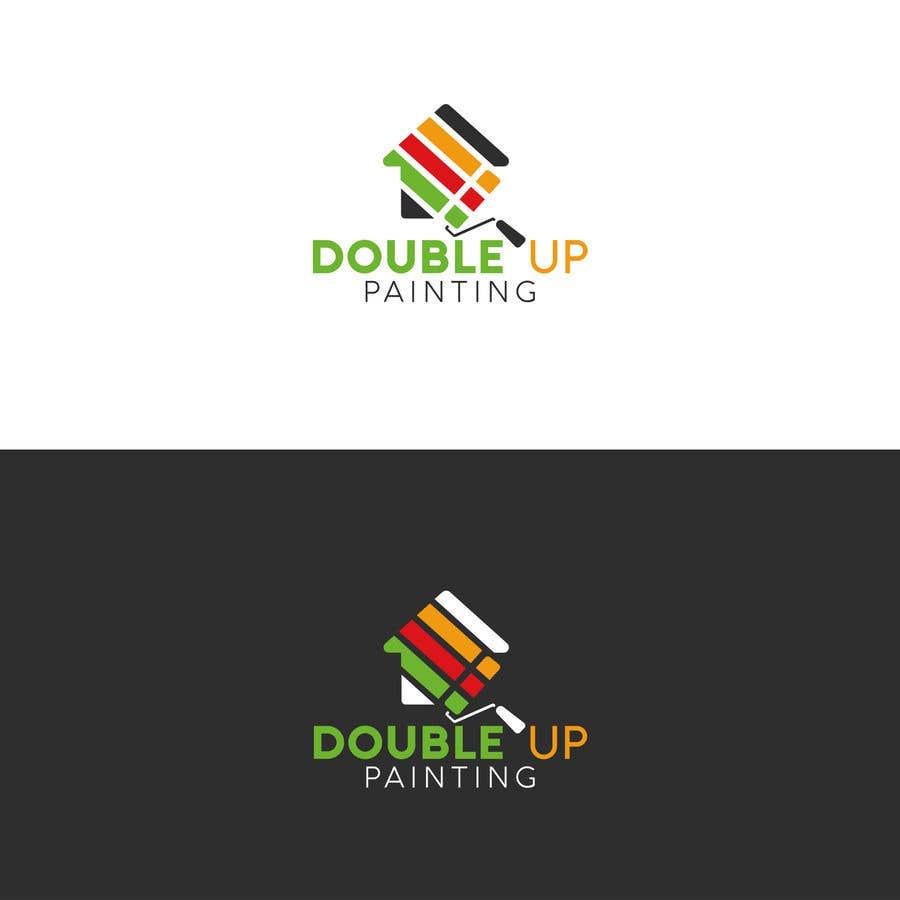 Proposition n°124 du concours Build me Logo !!! Double Up Painting