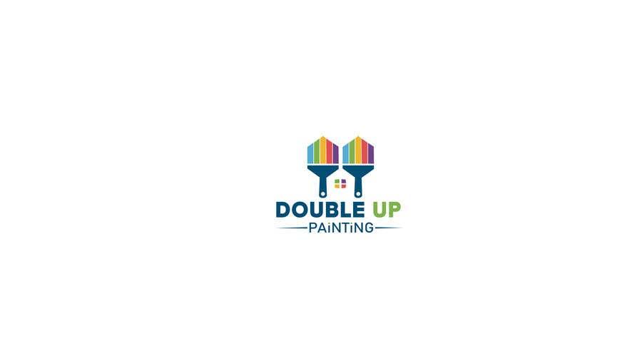 Proposition n°145 du concours Build me Logo !!! Double Up Painting