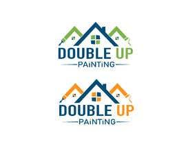 Nro 149 kilpailuun Build me Logo !!! Double Up Painting käyttäjältä Nishat1994