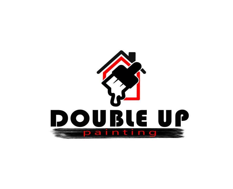Proposition n°90 du concours Build me Logo !!! Double Up Painting