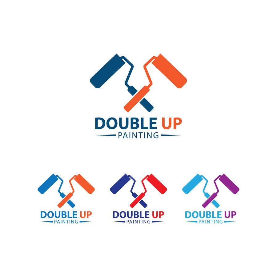 Proposition n°133 du concours Build me Logo !!! Double Up Painting