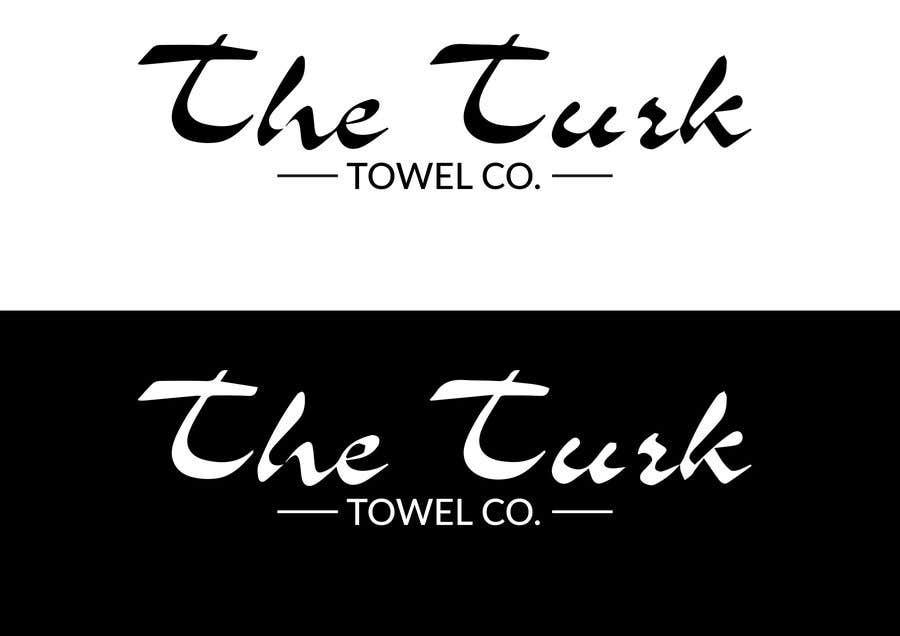 Inscrição nº 33 do Concurso para Create a simple logo using font only for a turkish towel brand