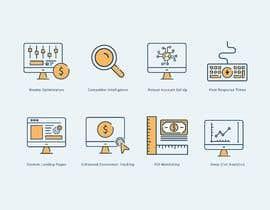 babarhossen tarafından Design 8 Modern and Simple Icons for Our New Website için no 20