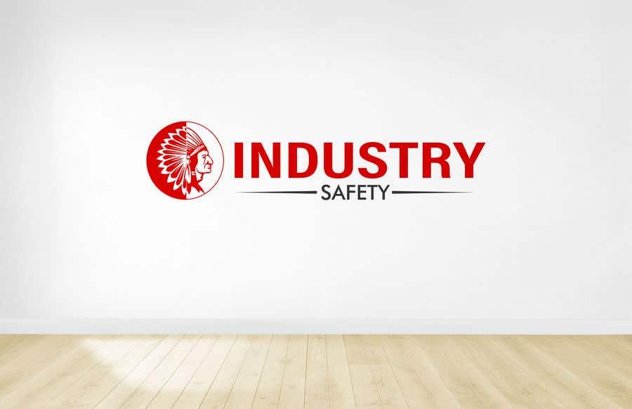 Kilpailutyö #59 kilpailussa Design a Logo for Industry Safety
