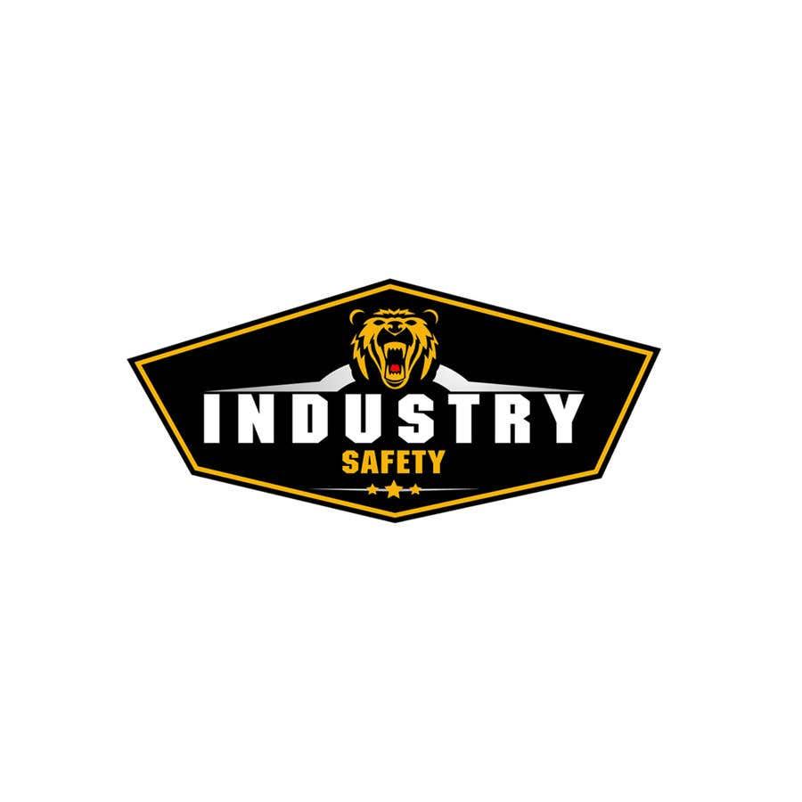 Kilpailutyö #199 kilpailussa Design a Logo for Industry Safety
