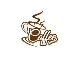 nº 105 pour Design a LOGO - Coffee Shop par agnitiosoftware