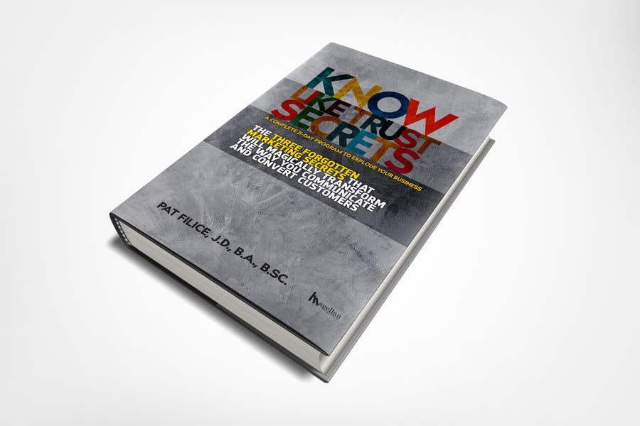 Penyertaan Peraduan #24 untuk Book Cover and Report Cover