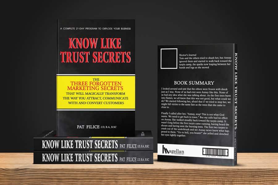 Penyertaan Peraduan #30 untuk Book Cover and Report Cover