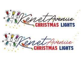 #35 for Christmas light display logo af andresarjona