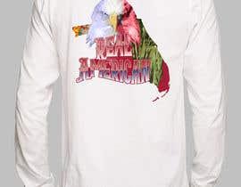 nº 12 pour Designs for a shirt par dydcolorart
