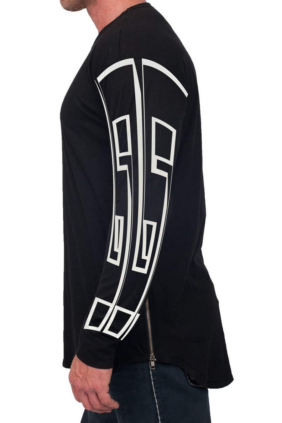 Kilpailutyö #14 kilpailussa Sleeve Pattern Design