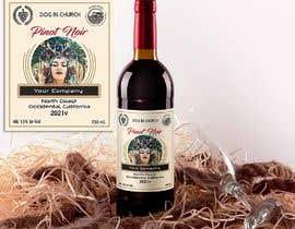 #32 untuk Bottle Label Design for Beverage  FONT; COLOR; ARTWORK; (Potentially a LOGO) oleh jbktouch