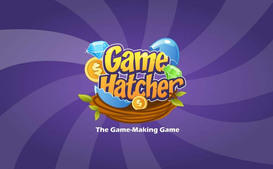Penyertaan Peraduan #73 untuk Graphic Design of Mobile Game Logo & Screens