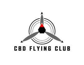 Nro 71 kilpailuun Logo for a Flying Club käyttäjältä azlur