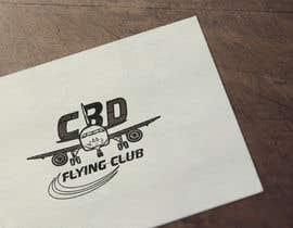Nro 10 kilpailuun Logo for a Flying Club käyttäjältä RATULO18
