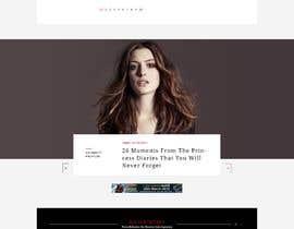 carmelomarquises tarafından Design magazine website--repost için no 33