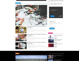 hallotofayel tarafından Design magazine website--repost için no 29
