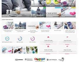 mpromarketer tarafından Design magazine website--repost için no 40